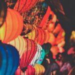 増上寺の七夕祭り2021年