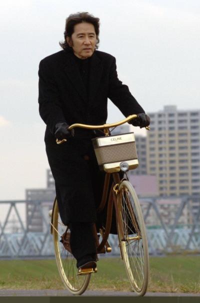 古畑任三郎の自転車