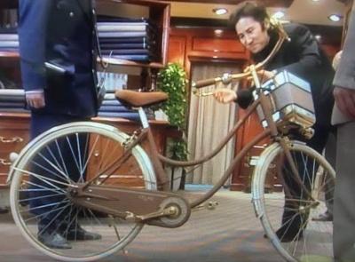 古畑任三郎の自転車ブランド