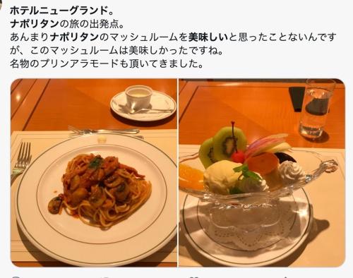 ミッチーオススメのナポリタンが食べられるレストラン6