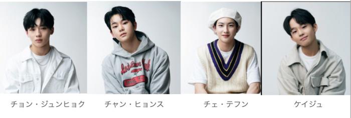 loudデビューメンバーを完全予想!日本人で残る&脱落は誰?