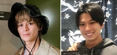眞栄田郷敦(まえだごうどん)と新田真剣佑はどっちが好み?出演作や身長顔画像好きなタイプなどで比較!
