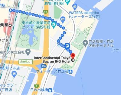 スーパーリッチの江口のりこと松嶋菜々子が会っていたホテルラウンジはどこ?